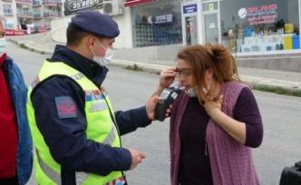 """Park halindeki araca çarpan kadın sürücü """"Kronik astımım"""" dedi, 2.47 promil alkollü çıktı"""