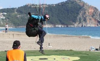 Yamaç paraşüt kupası Alanya'da başlıyor