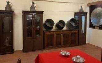 Akseki'de tarihi Bakır Müzesi açıldı