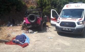 Alanya'da safari kazasında ölen turistin kimliği belli oldu