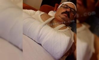 Vicdansız sürücü! Hasan Kılınç'a çarpıp kaçtı