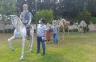 Büyükşehir'e bağlı müzeler ziyarete açıldı