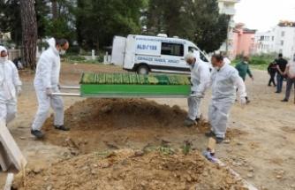 Alanya'da Kıbrıs Gazisi emekli başkomiser koranaya yenildi