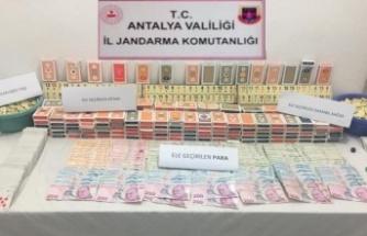 Kıraathanede kumar oynayan 16 kişiye 76 bin TL para cezası