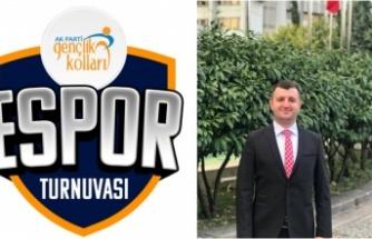 AK Gençlik'ten Espor Turnuvasına Çağrı