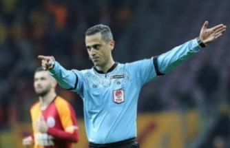 Alanyaspor Erzurumspor maçının hakemi belli oldu
