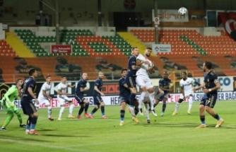 Alanyaspor ligi 7. sırada tamamladı