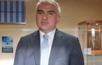 Bakan Ersoy'dan Alanyalı turizmciyi ilgilendiren Rusya açıklaması
