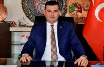 Başkan Türkdoğan'dan 19 Mayıs kutlaması