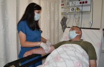 Bayram boyunca acil servis'te 4 bin 719 hastaya hizmet verildi