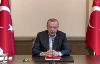 Erdoğan'dan normalleşme takvimine ilişkin yeni açıklama