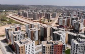 Nisan ayında Antalya'da 228 yabancı konut aldı