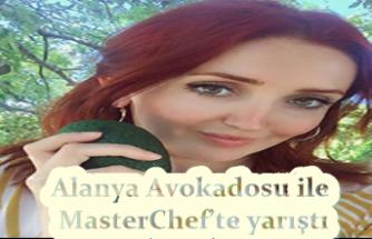 Alanya Avokadosu ile MasterChef'te yarıştı