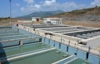 Dim Barajı suyu arıtılarak 17 mahalleye veriliyor