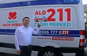 112 hayata, 211 evine kavuşturacak