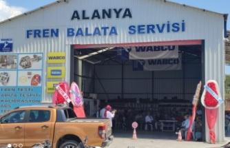 Alanya Fren Balata Servisi Payallar'da açıldı