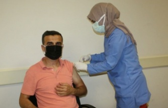 Alanya MÜSİAD'dan aşı çağrısı