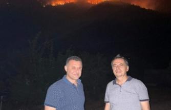 Başkan Yücel'den Gazipaşa'ya tam destek
