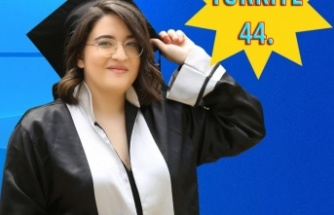 Gururlandıran başarı! Alanya YKS'de Türkiye 44.sü çıkardı