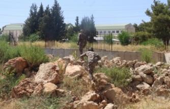 Azra'nın vücudunun kayıp parçaları Özel Harekat polisleri tarafından aranıyor