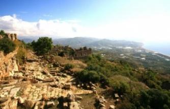 Alanya'da 1800 yıl öncesine ait heyecanlandıran keşif