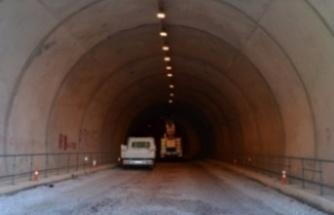 Alanya'da karanlık tünel sorunu çözüldü