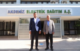 Alanya'nın talepleri Akdeniz Elektrik'te