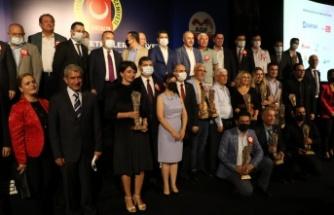 Antalyalı gazetecilere ödülleri verildi