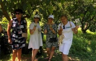 Litvanyalı girişimci kadınlar Alanya turunda