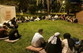'Mahalle Bizim, Gençlik Bizim' sürüyor