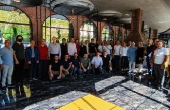 MÜSİAD yeni projeleri masaya yatırdı