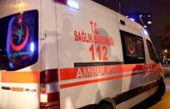 Alanya'da feci kaza! Kaldırımda yürüyen gence otomobil çarptı