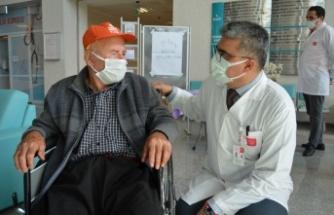 ALKÜ EAH'da önemli etkinlik! Hastalara hakları anlatıldı