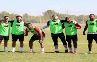 Antalyaspor'da hedef kupada tur atlamak
