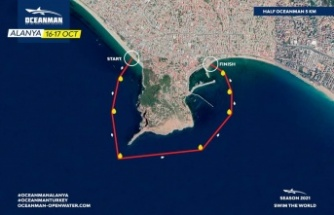 Dünyanın en büyük açık su yüzme yarışı Alanya'da başlıyor
