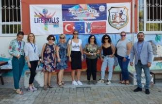 Okurcalar'a 180 bin Euro hibeli Erasmus projesi