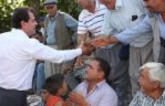 Seçer 'dünya Çiftçiler Günü'nü Kutladı