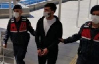 12 yıl kesinleşmiş hapis cezasıyla aranan şahıs yakalandı