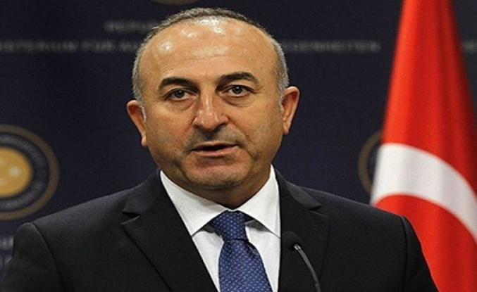 """Bakan Çavuşoğlu """"Müslümanları korumalıyız"""""""