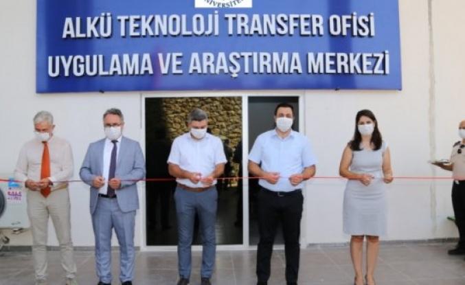 ALKÜ'nün Teknoloji Transfer Ofisi açıldı