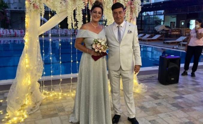 Alanya'nın en büyük nikah organizasyonunu kendileri düzenledi
