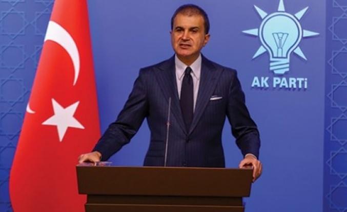 AK parti sözcüsü Ömer Çelik: 'Kılıçdaroğlu'nun sahiplendiği ittifakın siyasi tutkalı yok'