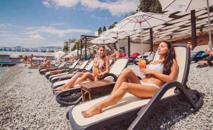 Rusya Kırım'da Antalya benzeri tatil beldesi kuracak