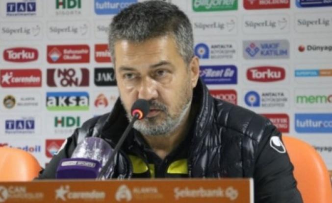 Tokatlı'dan Denizlispor maçı değerlendirmesi