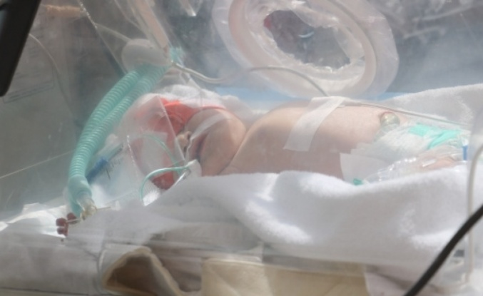 Doğduğu gün annesinin öldüğü gün oldu