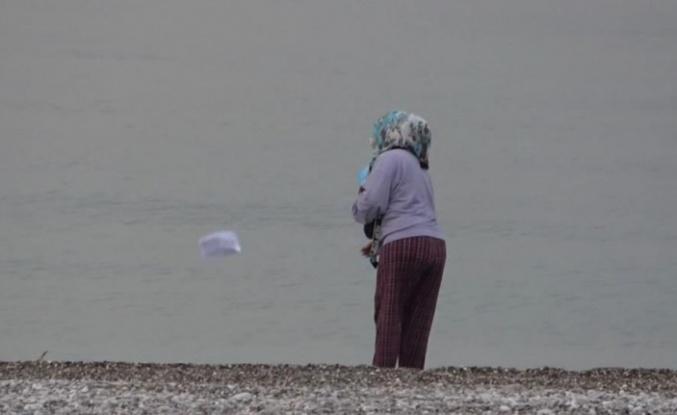 Hıdırellez dilekleri, kısıtlamaya rağmen denizle buluştu