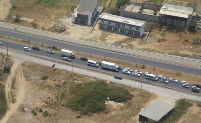 Bir ayda bin 875 sürücüye toplamda 2 milyon 100 bin TL idari para cezası uygulandı