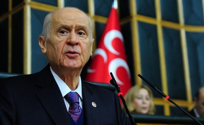 MHP Genel Başkanı Bahçeli: 'Kıbrıs'ta iki ayrı devlet varlığı artık herkesçe kabul edilmelidir'