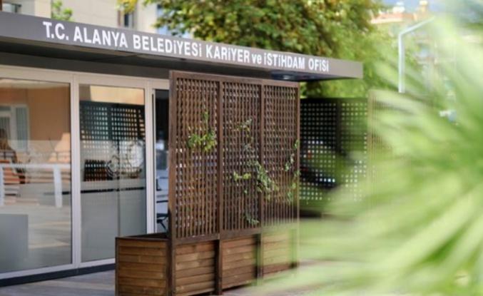 Alanya Belediyesi Kariyer ve İstihdam Ofisi yeni yerinde