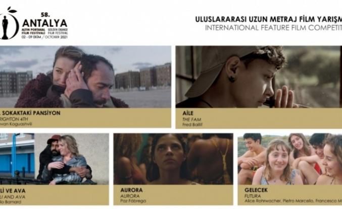 Altın Portakalda yer alacak filmler ve jüri belli oldu